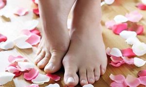 как лечить шишку на ноге