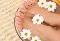 как избавиться от шишек на ногах народными средствами